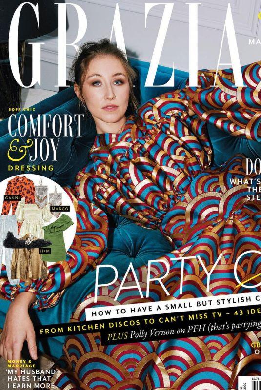 ERIN DOHERTY in Grazia Magazine, UK November 2020
