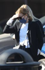 FELICITY HUFFMAN Out and About in Los Angeles 10/30/2020