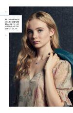 FREYA ALLAN in Glamour Magazine, Mexico Digital Issue 2020