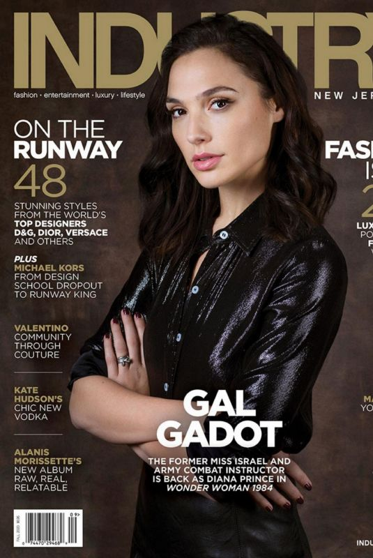 GAL GADOT in Industry New Jersey, September/October 2020
