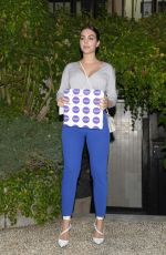 GEORGINA RODRIGUEZ at Nuevo Futuro Charity Association Offices in Madrid 11/13/2020