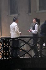 HAYLEY ATWELL on the Set of Mission: Impossible 7 in Venice 11/09/2020