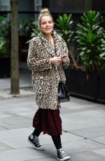 HELEN FLANAGAN Out and About in Manchester 11/23/2020