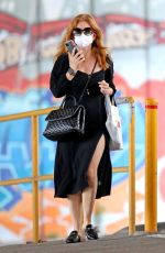 ISLA FISHER Out and About in Sydney 11/26/2020