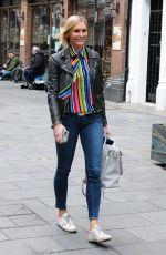 JENNI FALCONER Leaves Global Studios in London 11/10/2020