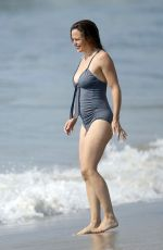 JENNIFER GARNER in Swimsuit at a Beach in Malibu 11/02/2020