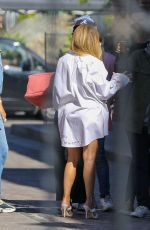 JENNIFER LOPEZ at a Photoshoot in Los Angeles 11/11/2020