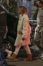 JENNIFER LOPEZ Out and About in New York 11/24/2020