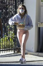 JESSICA ALBA Out and About in Beeverly Hills 11/19/2020