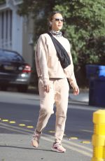 JESSICA ALBA Out and About in Los Angeles 11/12/2020