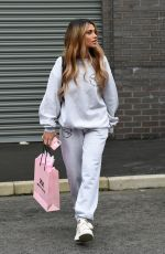 JOANNA CHIMONIDES Out in Manchester 11/27/2020
