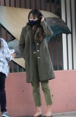 JORDANA BREWSTER Out and About in Santa Monica 11/02/2020