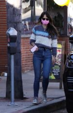 JORDANA BREWSTER Out for Juice in Pacific Palisades 11/17/2020