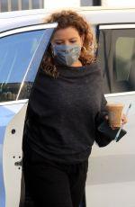 JUSTINA MACHADO Arrives at DWTS Rehersal in Los Angeles 11/12/2020