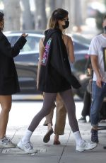 KAIA GERBER Out for Juice in Beverly Hills 11/21/2020