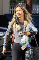 KAITLYN BRISTOWE Arrives at Dance Rehersal in Los Angeles 11/13/2020