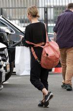 KAITLYN BRISTOWE Leaves DWTS Rehersal in Los Angeles 11/20/2020