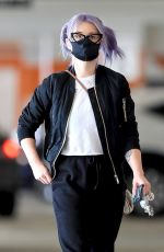 KELLY OSBOURNE Out Shopping in Beverly Hills 11/13/2020