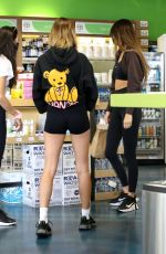 KENDALL JENNER and HAILEY BIEBER at Earthbar in West Hollywood 11/06/2020