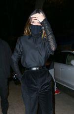 KENDALL JENNER Night Out in New York 11/19/2020