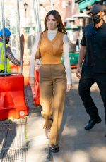 KENDALL JENNER Out and About in New York 11/20/2020