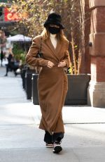 KENDALL JENNER Out for Lunch in New York 11/19/2020