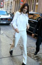 KENDALL JENNER Out in New York 11/22/2020