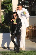 KOURTNEY KARDASHIAN and Fai Khadra Out in Los Angeles 11/12/2020