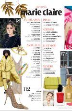 KRISTEN STEWART in Marie Claire Magazine, Hungary December 2020