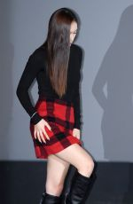 KRYSTAL JUNG at More Than Family Press Conference 11/03/2020