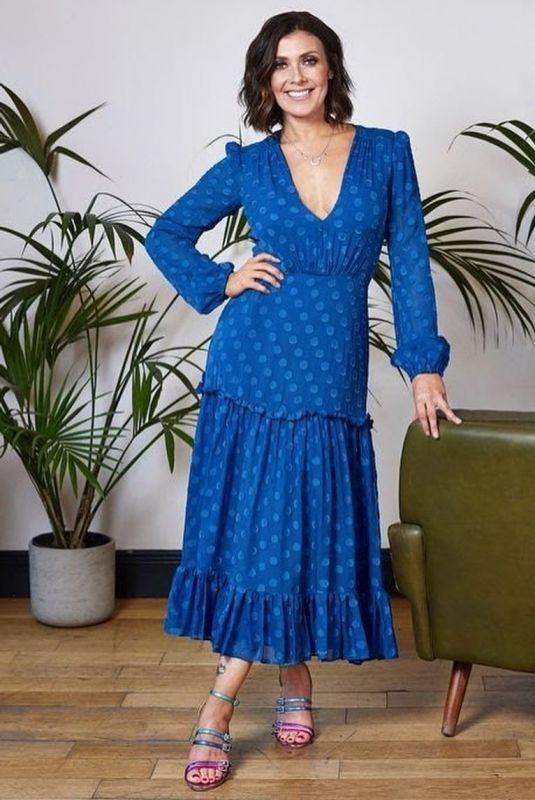 KYM MARSH at a Photoshoot, November 2020