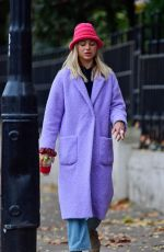 LADY AMELIA WINDSOR Out in London 11/11/2020