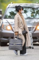 LILY ALLEN Out and About in New York 11/07/2020