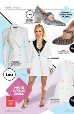 MADELAINE PETSCH and LILI REINHART in Watch! Magazine, November 2020