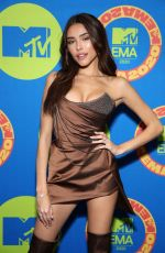 MADISON BEER at MTV European Music Awards 2020 in Los Angeles 11/08/2020