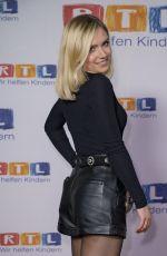 MARIE WEGENER at 25th RTL Spendenmarathon 11/19/2020
