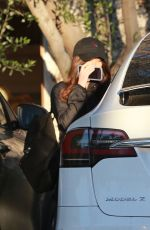 MEGAN FOX Out and About in West Hollywood 11/02/2020
