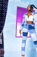 MEGAN THEE STALLION for Fashion Nova, 2020