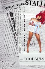 MEGAN THEE STALLION  - Good News Album Promos, 2020