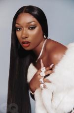 MEGAN THEE STALLION in GQ Magazine, December 2020/January 2021