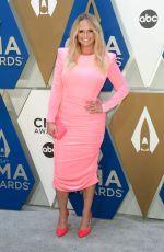 MIRANDA LAMBERT at 2020 CMA Awards at Music City Center in Nashville 11/11/2020