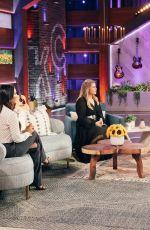 OLIVIA MUNN at Kelly Clarkson Show 11/11/2020