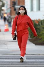 OLIVIA MUNN Out and About in Santa Monica 11/24/2020