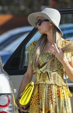 PARIS HILTON Out and About in Malibu 11/21/2020