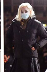 POM KLEMENTIEFF on the Set of Mission: Impossible 7 in Rome 11/03/2020