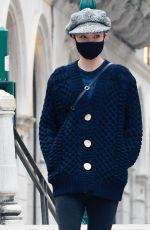 POM KLEMENTIEFF Out in Venice 11/03/2020