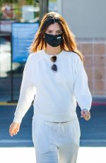 Pregnant EMILY RATAJKOWSKI Out Shopping in Los Angeles 11/29/2020