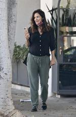 Pregnant KATHARINE MCPHEE at a Hair Salon in Los Angeles 11/21/2020