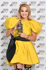 RITA ORA at Prospero Tequila UK Launch in London 11/23/2020