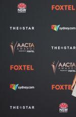 TEGAN MARTIN at 2020 Aacta Awards in Sydney 11/30/2020